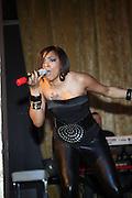 """Bad Boy Goddess"", Cherri Dennis at "" The P. Diddy presents Bad Boy Entertainment Night "" at Spotlight NYC featuring performances by Cherri Dennis and Vanity Kane on January 29, 2008"