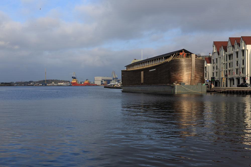 Noah Ark in Stavanger, Norway.