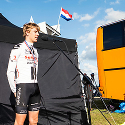 23-08-2020: Wielrennen: NK elite: Drijber<br /> Nils Eekhoff (Germany / Team Sunweb)23-08-2020: Wielrennen: NK elite: Drijber