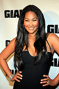 Kimora Lee Simmons at The Giant Magazine Party, celebrating cover girl Kimora Lee Simmons and new Editor-in-Chief Emil Wilbekin, the award-winning editor as he unveils his debut issue.
