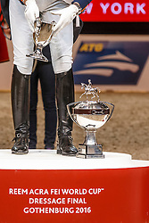 Podium Reem Acra FEI WOrld Cup Dressage<br /> Grand Prix Freestyle<br /> Reem Acra FEI World Cup Dressage - Goteborg 2016<br /> © Hippo Foto - Dirk Caremans<br /> 27/03/16
