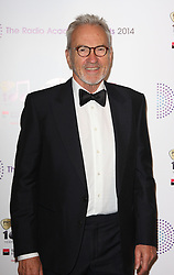 LARRY LAMB arrives for the Radio Academy Awards, London, United Kingdom. Monday, 12th May 2014. Picture by i-Images