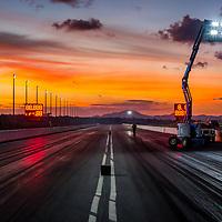 Sunset at Northern Nats 2018, Springmount Raceway, Far Northern Queensland - © Phil Luyer - High Octane Photos