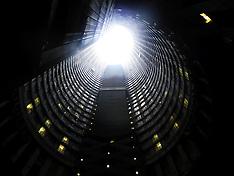 Johannesburg - Ponte City Tower - 18 May 2016