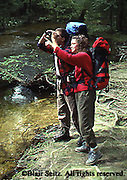 Outdoor recreation, Birdwatching, Young Adult Male,
