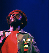 Burning Spear live in concert London 1978
