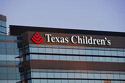 Texas Children's Hospital in the Texas Medical Center, Houston.