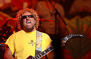 Sammy Hagar came to party when he arrived at the Morris Performing Arts Center on Monday, and he wanted everyone in the audience to join him. They did, thanks to his energy and joy in performing.