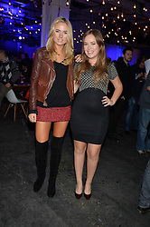Monday 18th November 2013 saw a host of London hipsters, social faces and celebrities, gather together for the much-anticipated World Premiere of the brand new MINI.<br /> Attendees were among the very first in the world to see and experience the new MINI, exclusively revealed to guests during the party. Taking place in the iconic London venue of the Old Sorting Office, 21-31 New Oxford Street, London guests enjoyed a DJ set from Little Dragon, before enjoying an exciting live performance from British band Fenech-Soler.<br /> Picture Shows:-KIMBERLY GARNER, TANYA BURR