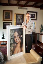 Lisette Feijó, perdeu a filha Alessandra então com 18 anos cursando faculdade de arquitetura e design. FOTO: Jefferson Bernardes/Preview.com