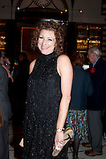 KIM ISMAY, Massimo's restaurant at the Corinthia Hotel, Whitehall  host the after party  for 'Claire Rayner's benefit show' 5 June 2011. <br /> <br />  , -DO NOT ARCHIVE-© Copyright Photograph by Dafydd Jones. 248 Clapham Rd. London SW9 0PZ. Tel 0207 820 0771. www.dafjones.com.
