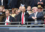 Arsenal's Ivan Gazidis looks on during the FA Cup Semi Final match at Wembley Stadium, London. Picture date: April 23rd, 2017. Pic credit should read: David Klein/Sportimage