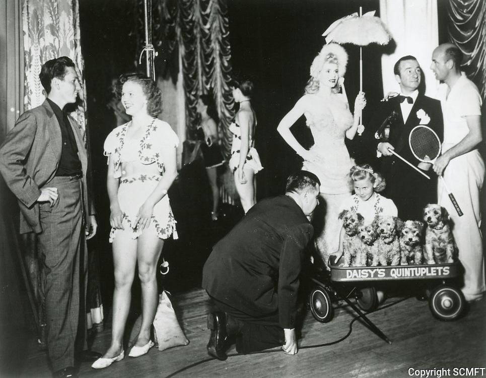 1946 Ken Murray's Blackouts on Vine St.