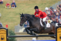 Hough Lauren, USA, Clasiko<br /> Olympic Games Sydney 2000<br /> © Hippo Foto - Dirk Caremans<br /> 13/10/2000