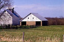 Farmstead outbuildings.