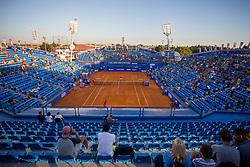 1st round of singles at Plava Laguna Croatia Open Umag, on July 18, 2017 in Stadium Gorana Ivanisevica, Umag, Croatia. Photo by Urban Urbanc / Sportida