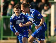 North Ferriby United A.F.C. v Lowestoft Town 070315