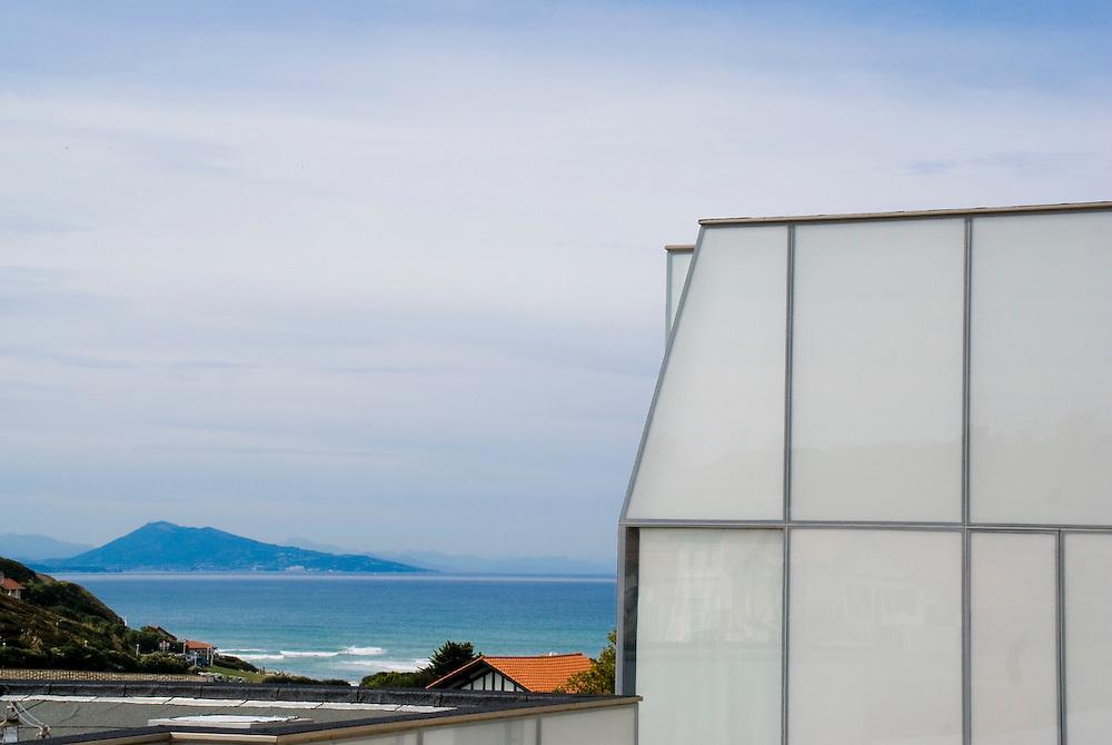 Cité de l´Océan et du Surf. Biarritz. Steven Holl Architect