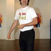 NLD/Amsterdam/20061002 - Perspresentatie musical Oebele, Joris Lutz