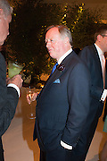 ANDREW PARKER BOWLES, The Cartier Chelsea Flower show dinner. Hurlingham club, London. 20 May 2013.
