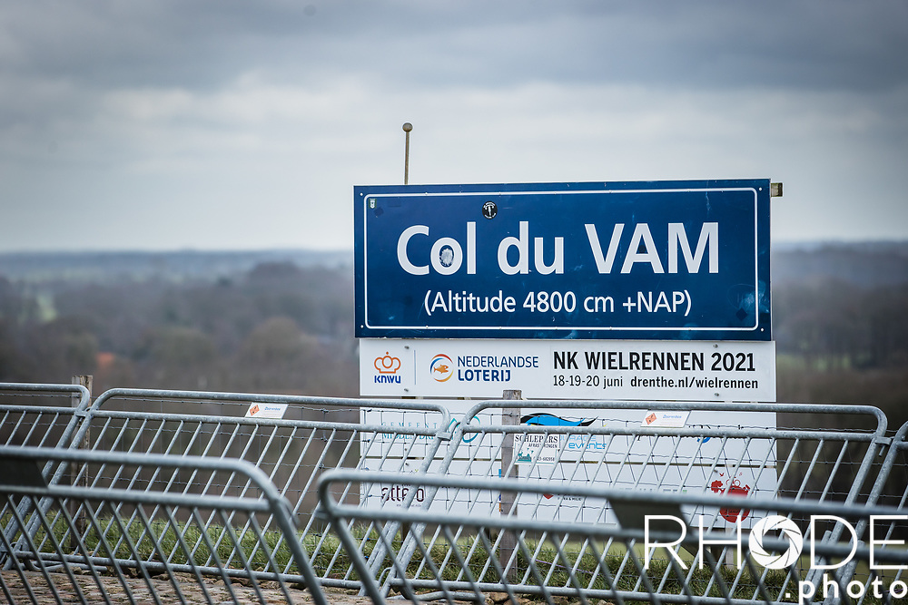 Healthy Ageing Tour (NED) 2021<br /> UCI Women Elite 2.1<br /> Stage 3 : Col Du VAM – 17 local laps 115km