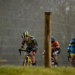 12-03-2021: Wielrennen: Healthy Ageing Tour: Wijster