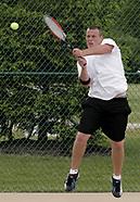 2007 - Division I, Southwest District Tennis Tournament Doubles Finals, at Centerville High School
