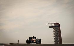 November 1, 2019, Austin, United States of America: Motorsports: FIA Formula One World Championship 2019, Grand Prix of United States, ..#4 Lando Norris (GBR, McLaren F1 Team) (Credit Image: © Hoch Zwei via ZUMA Wire)