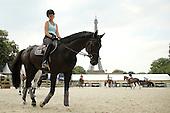 ATHINA ONASSIS in Paris