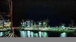 Rotana Beach Hotel, em Abu Dhabi, lugar onde a equipe do colorado está hospedada. O S.C. Internacional participa de 8 a 18 de dezembro do Mundial de Clubes da FIFA, em Abu Dhabi. FOTO: Jefferson Bernardes/Preview.com