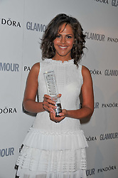 LENORA CRICHLOW at the Glamour Women of The Year Awards 2011 held in Berkeley Square, London W1 on 7th June 2011.