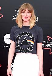 Edinburgh International Film Festival, Thursday 22nd June 2017<br /> <br /> The Juror's photocall<br /> <br /> Shauna Macdonald<br /> <br /> (c) Alex Todd   Edinburgh Elite media