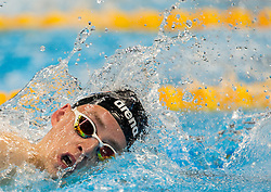 Thijs van Hofweegen of Netherlands competes in the Swimming Men's 100m Freestyle - S6 Final during Day 10 of the Rio 2016 Summer Paralympics Games on September 17, 2016 in Olympic Aquatic Stadium, Rio de Janeiro, Brazil. Photo by Vid Ponikvar / Sportida