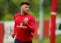 England's Alex Oxlade-Chamberlain - Mandatory by-line: Matt McNulty/JMP - 29/08/2017 - FOOTBALL - St George's Park National Football Centre - Burton-upon-Trent, England - England Training and Press Conference