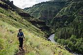 Oregon: East: Wenaha River Trail
