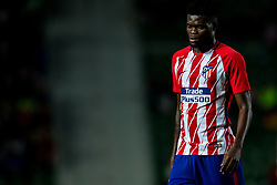 October 25, 2017 - Elche, Elche, Spain - Thomas of Atletico de Madrid during the Spanish Copa del Rey (King's Cup) round of 32 first leg football match between.Elche CF and Atletico de Madrid at the Martinez Valero stadium in Elche (Credit Image: © Sergio Lopez/Pacific Press via ZUMA Wire)
