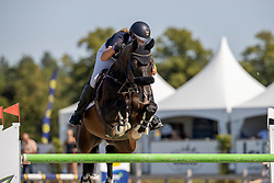 Diks Aniek, NED, Huro's Winston-Jumper R<br /> Nederlands Kampioenschap Springen<br /> De Peelbergen - Kronenberg 2020<br /> © Hippo Foto - Dirk Caremans<br />  06/08/2020