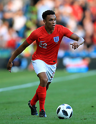 England's Trent Alexander-Arnold during the International Friendly match at Elland Road, Leeds