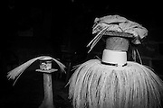 """2015/03/13 - Pile, Ecuador: Detail of a unfinished """"Montecristi hat"""".  UNESCO declared the """"Montecristi hat"""" in 2012 as Intangible Cultural Heritage of Humanity."""