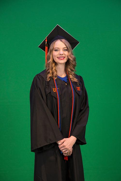 Spring 2017 undergraduate commencement for the University of Florida's Herbert Wertheim College of Engineering in Gainesville, Florida.