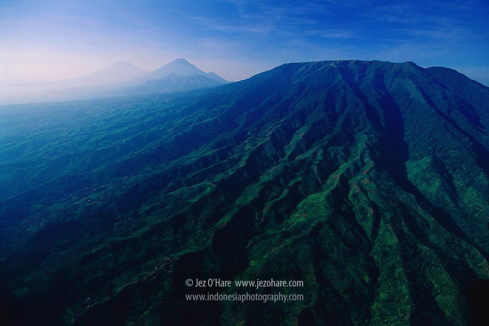 Dieng, Sindoro & Sumbing, Jawa Tengah, Indonesia.