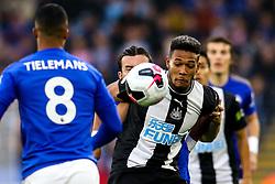 Joelinton of Newcastle United - Mandatory by-line: Robbie Stephenson/JMP - 29/09/2019 - FOOTBALL - King Power Stadium - Leicester, England - Leicester City v Newcastle United - Premier League