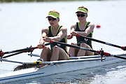 Race: 12  Event: Women's Double Sculls - Championship - Heat<br /> <br /> National Schools Regatta 2018<br /> Sunday<br /> <br /> To purchase this photo, or to see pricing information for Prints and Downloads, click the blue 'Add to Cart' button at the top-right of the page. The Metropolitan Regatta 2018 The Metropolitan Regatta 2018