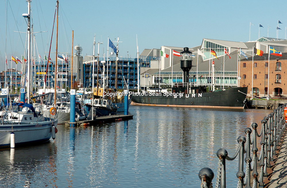 Hull, East Yorkshire..Hull Marina..Picture:Sean Spencer/hullnews.co.uk 01482 210267/07976 433960.www.hullnews.co.uk.©Sean Spencer/Hull News & Pictures Ltd.NUJ recommended terms & conditions apply. Moral rights asserted under Copyright Designs & Patents Act 1988. Credit is required. No part of this photo to be stored, reproduced, manipulated or transmitted by any means without permission. .