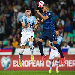 20210901: SLO, Football - UEFA European Qualifiers Slovenia VS Slovakia