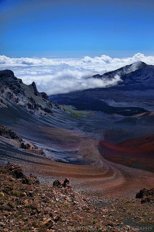 Haleakala National Park, Makawao, Maui