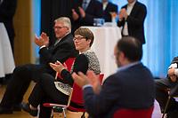 Berlin, 27.09.2021: Dr. Beate Gilles, Generalsekretärin der Deutschen Bischofskonferen, beim St. Michael-Jahresempfang.