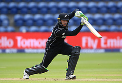 New Zealand's Martin Guptill during the ICC Champions Trophy, Group A match at Sophia Gardens, Cardiff.