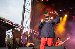 September 9, 2018 - Big Boi (Antwan AndrŽ Patton) performing at One MusicFest in Atlanta, GA on 09 September 2018 (Credit Image: © RMV via ZUMA Press)