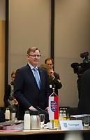 DEU, Deutschland, Germany, Berlin, 11.12.2014: Der Ministerpräsident von Thüringen, Bodo Ramelow (Die Linke), bei der Ministerpräsidentenkonferenz (MPK) im Bundesrat.